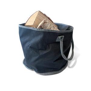Saurida Malkų krepšys apvalus