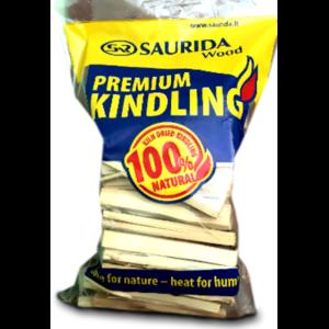 Saurida wood Uždegimo pagaliukai poletileniniame maišelyje 2 kg