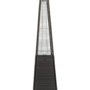 Esaurida.lt Tower Wicker Lauko šildytuvai Dujiniai šildytuvai