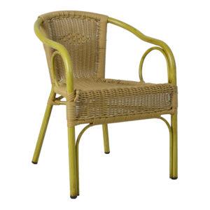Esaurida.lt Bambus Lauko baldai Kėdės