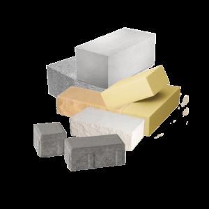Blokai, plytos aplinka